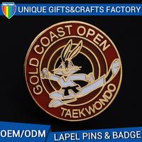 China supplier custom metal uniform blazer badges