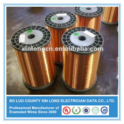 ISO Approved Polyester Insulation Enameled Magnet Copper Wire
