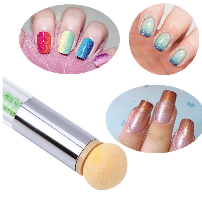 Uv Gel Painting Nail Gradient Shading Pen Double-ended Acrylic ...