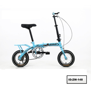 child bicycle Newest product 12 inch mini folding bike China wholesale factory direct
