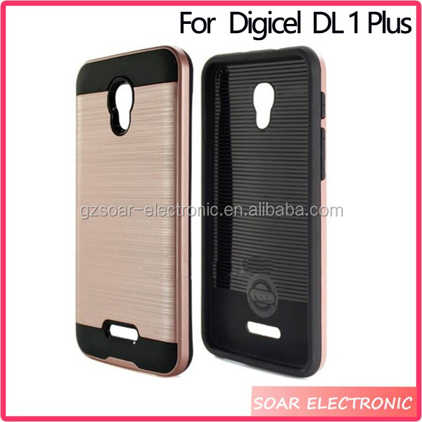 Case Design western leather cell phone case : Dl1 5.5 Cover Hybird Phone Case For Digicel Dl 1 Plus - Buy Case ...