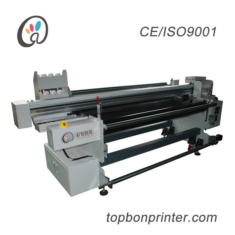 DTG printer, digital textile / fabric printing machine DX5, DX7