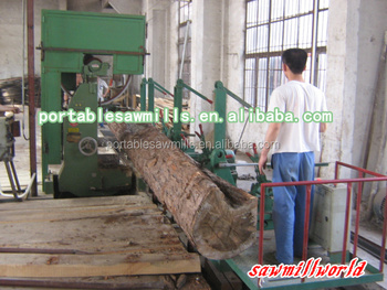 Electric Wood Saw Industrial Wood Saws Of Vertical Band Sawmill In