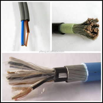 Twisted Pair Swa Instrument 600/1000v Cable 1mm 1.5mm