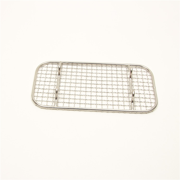 New design aluminium expanded mesh oxford bbq grills cover