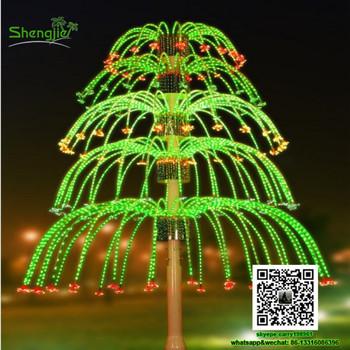 sjfgs 03 china wholesale led christmas fireworks light wedding stage decoration led tree light