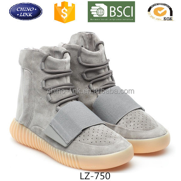 high boot hot casual man shoes with shoes shoes leather neck 750 glow sale sole q7U0aq