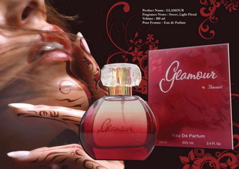 GLAMOUR Perfume for women