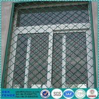 Aluminum Security Grill / Grille Windows - Buy Aluminum Security ...