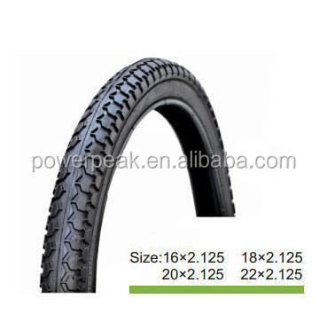 16 Inch Bike Inner Tube 16x2.125 Bent US Valve Bicycle Inner Tube 32mm