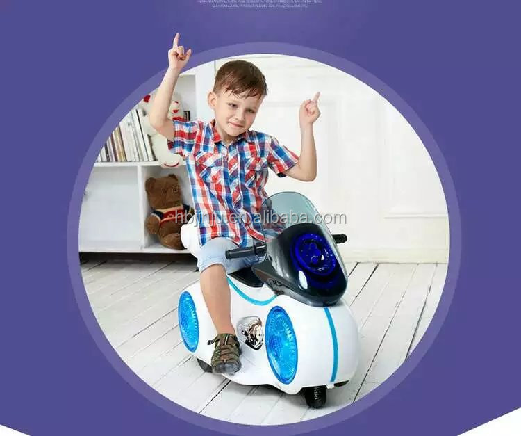 space kids car Battery powered 3 wheels ride on plastic toy mini motorbike for sale