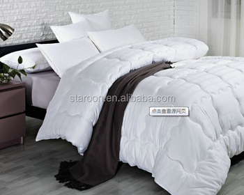 Hot Sale Lucuxury Insert Duck Down Filling Thick Heavy Winter ... : thick quilts for sale - Adamdwight.com
