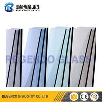Cheap Factory Directly Grey Aluminum Sheet Mirror Float Glass For Building