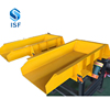 Electromagnetic Vibrating Feeder Used with Magnetic Separator for eddy current separator,vibrating grizzly feeder