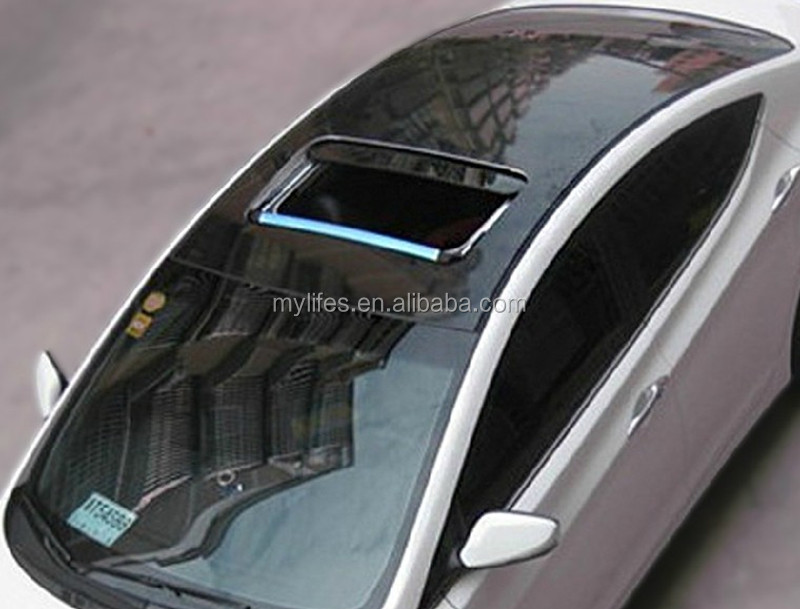 Gloss Car Roof Vinyl And Car Roof Film And Car Window Film - Buy Glossy Black Car Roof Film ...