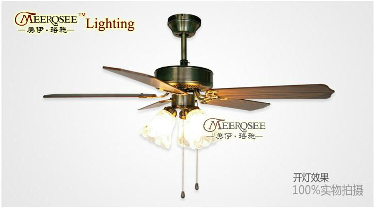 Modern Arabic Hanging Lamp With Fan,Special Brass Droplight With ...