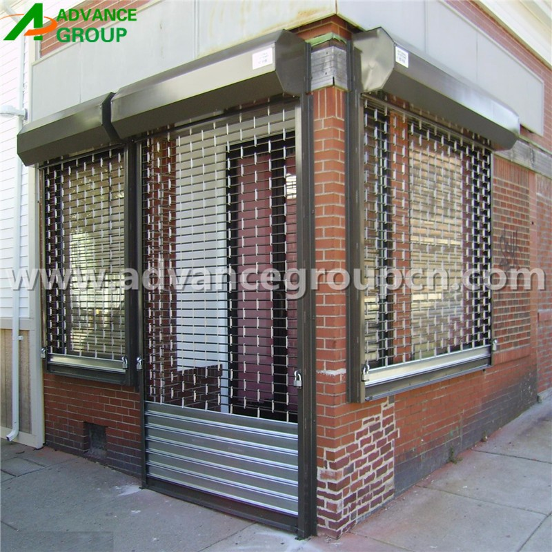 Gate Grill Iron Grill: Custom Ornamental Door Grill