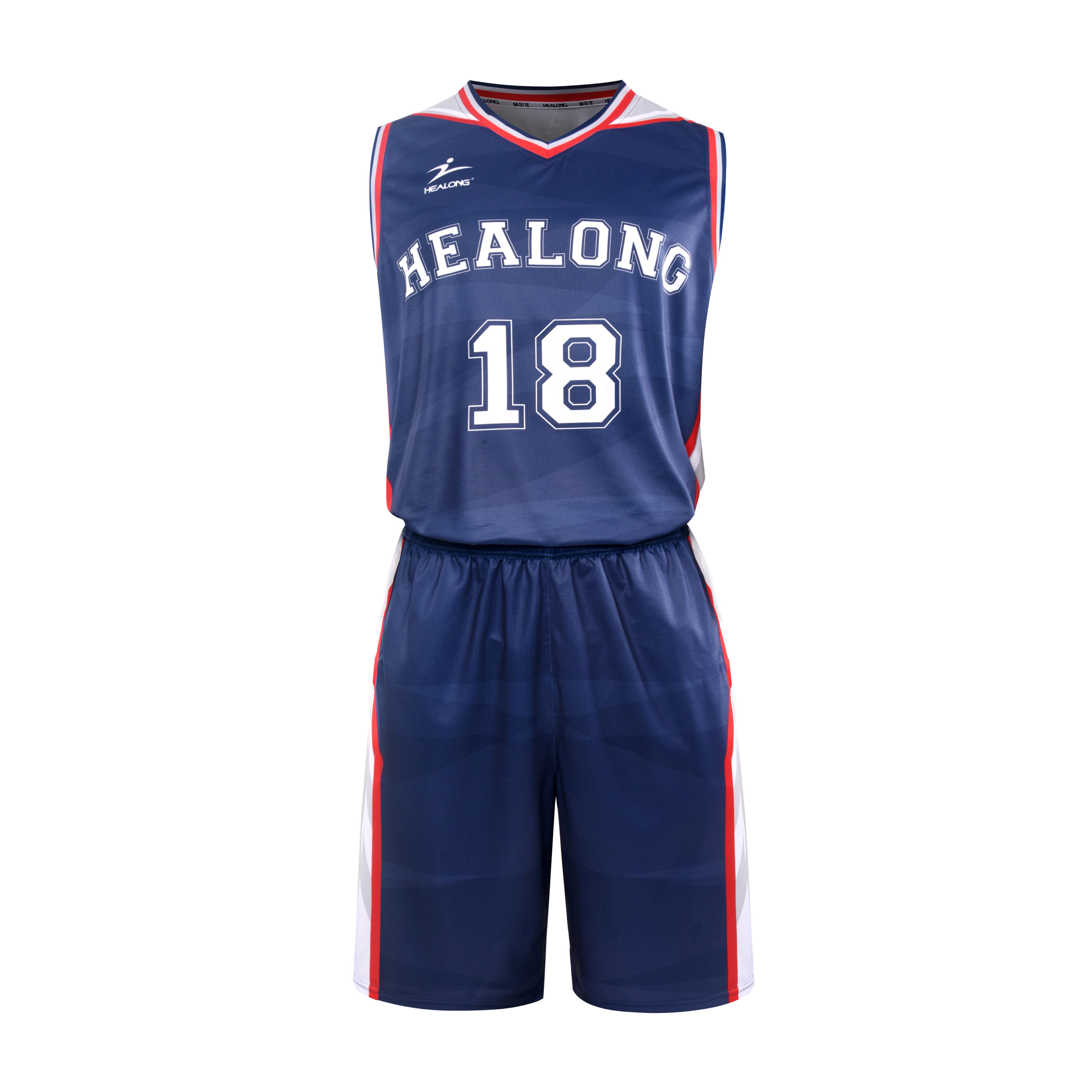 2a62b7baf979 Customize Basketball Uniform Orange Black Reversible Red College Polyester  Blue Customisable Basketball Jersey