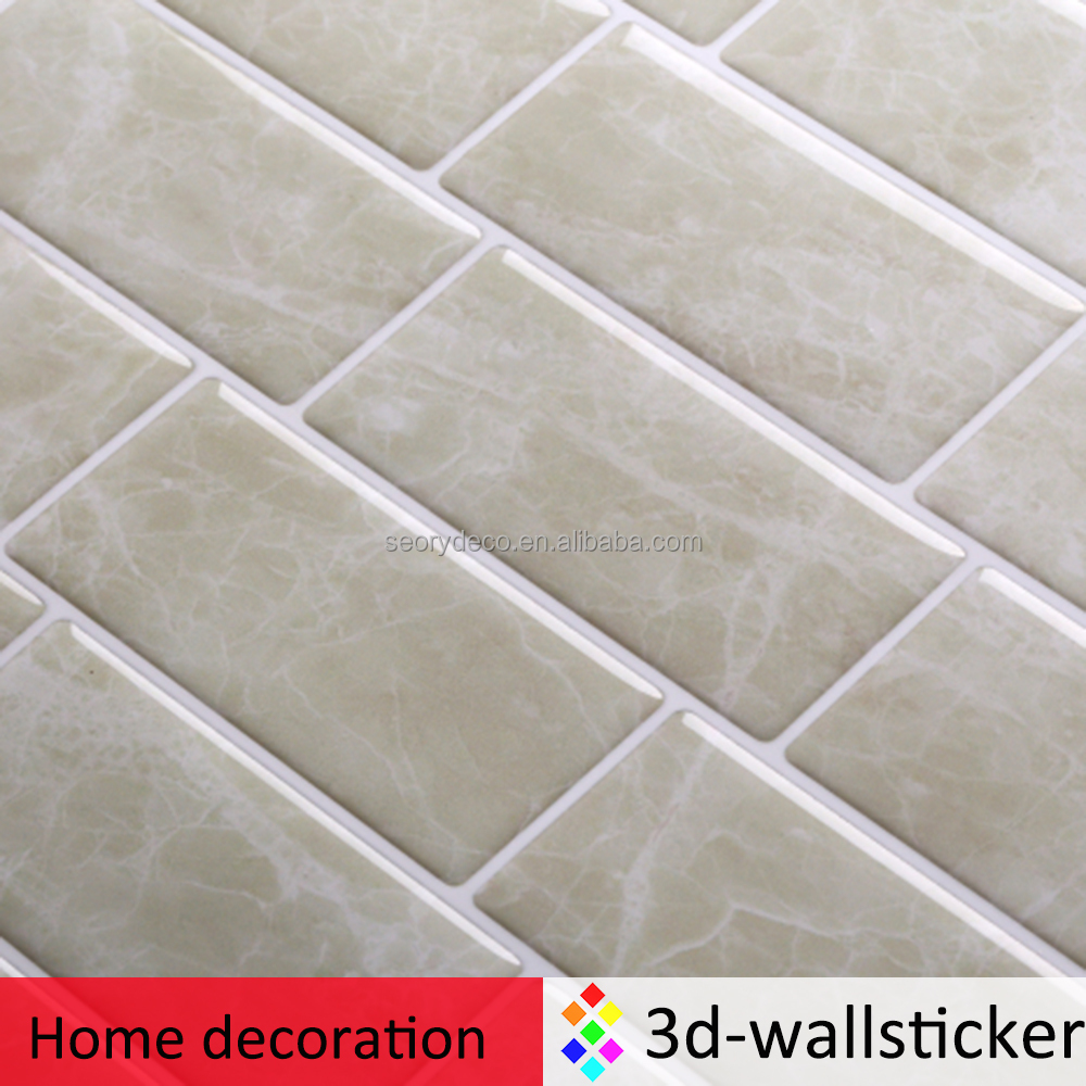 Kitchen accessories innovations border wallpaper kitchen 3d self adhesive walltile