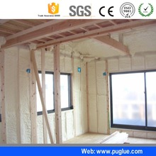 High Density Two Component Fireproof Spray Polyurethane Foam