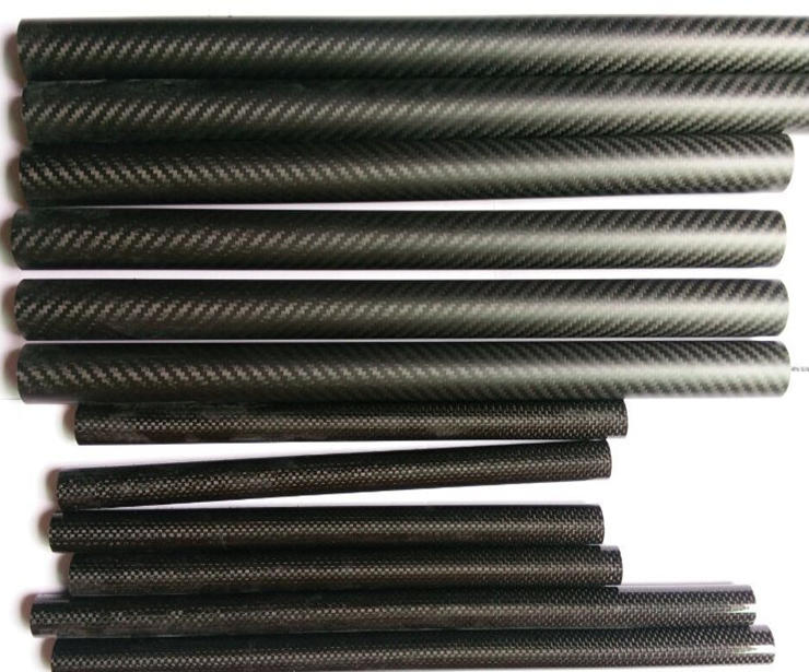 Factory wholesale OEM Best Price <strong>carbon</strong> fiber tube imported materials from Japan 100% Real <strong>carbon</strong> tube