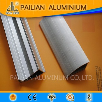 HOT!! alloy extruding profile for furniture ,aluminium sections extruding to make window ,customized aluminium extruded sections