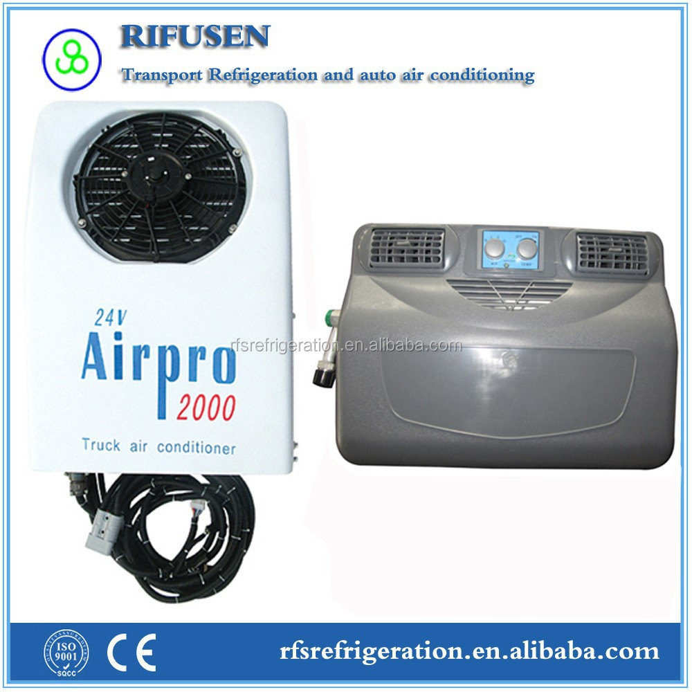 Truck sleeper air conditioner system DT20F for truck with high quality