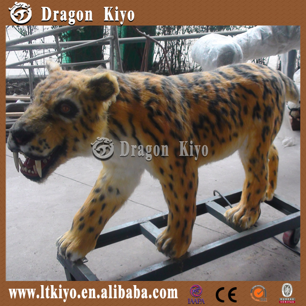 2015 Life Size Mammoth Animatronic Animal Tiger For Sale