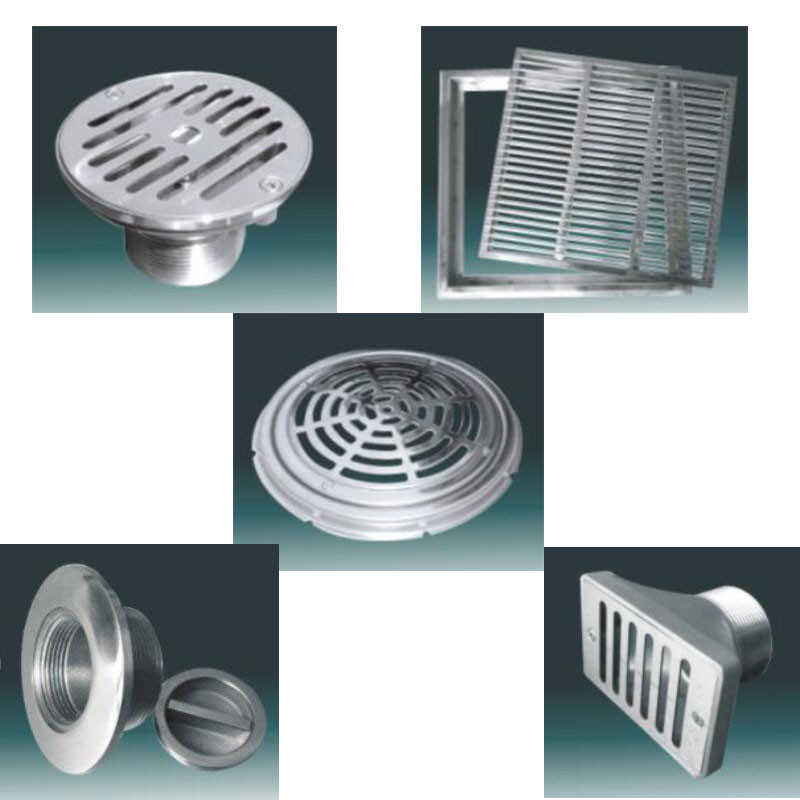 High Quality Stainless Steel Swimming Pool Fittings Pool