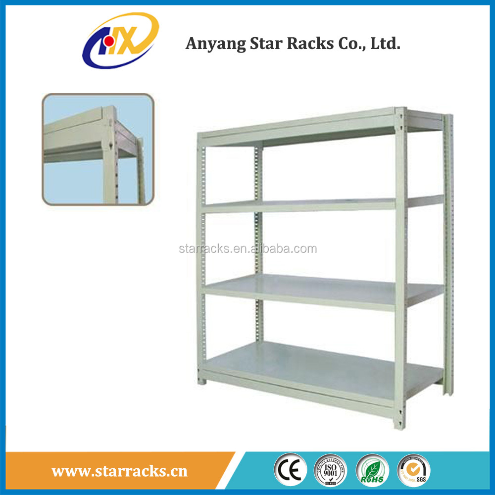 Warehouse Shelves Rack Trade Power Coating Heavy Duty 4 layers 500kg/layer capacity 2000x600x2000mm Pallet Rack
