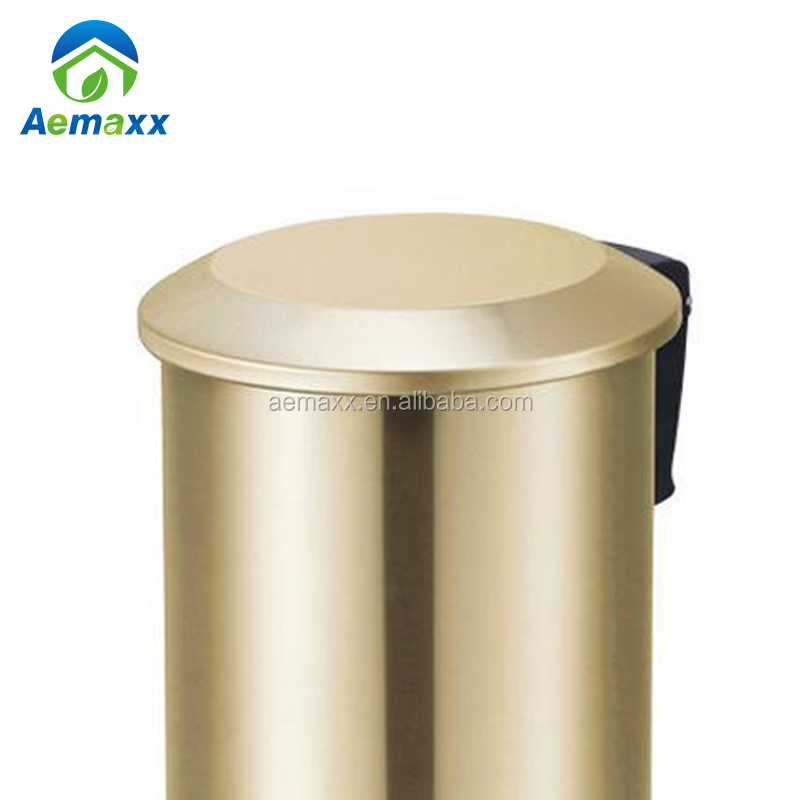 Household products 30L 40L stainless steel garbage bin