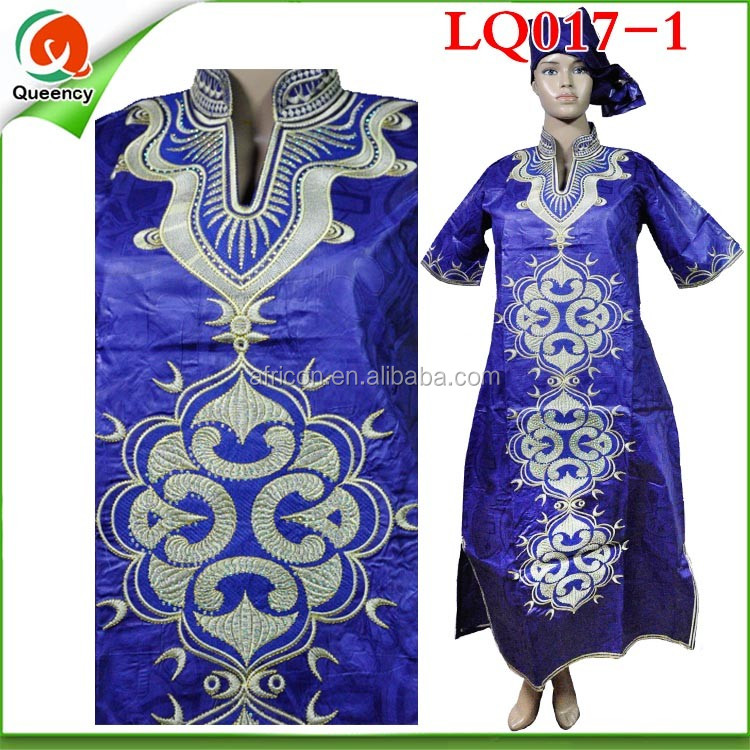 lq017 1 nigeria bazin riche dresses for african women top quality bazin african clothing buy. Black Bedroom Furniture Sets. Home Design Ideas