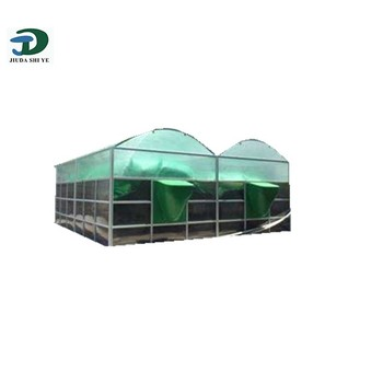 new design kingdo home biogas plant with high efficiency - Home Biogas System Design