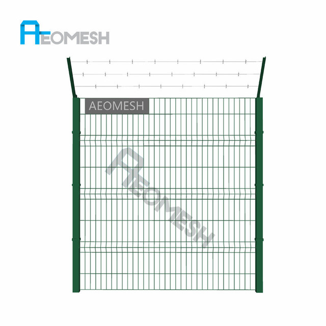 Buy Cheap China anti-climb welded mesh panel fence Products, Find ...