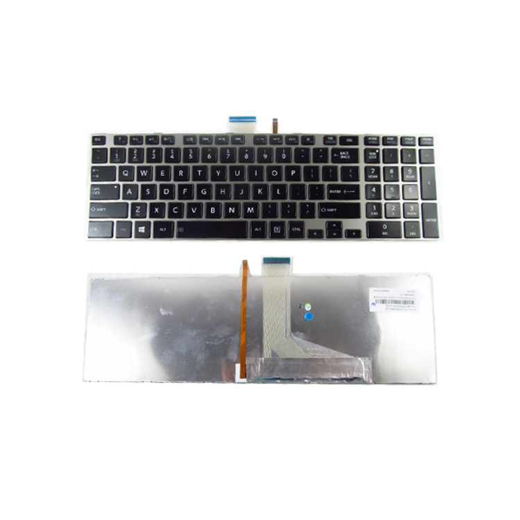 Laptop Keyboard For Toshiba Satellite P875-s7200 P875-s7102 Laptop
