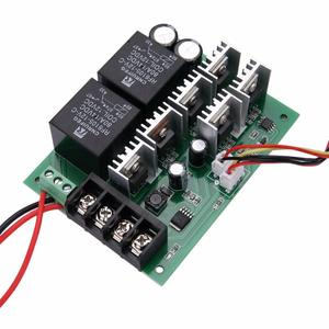 DC 10V-50V 12/24/36/48V 60A Motor Speed Controller Electric PWM Speed Control Regulator With CW CCW Reversible Switch