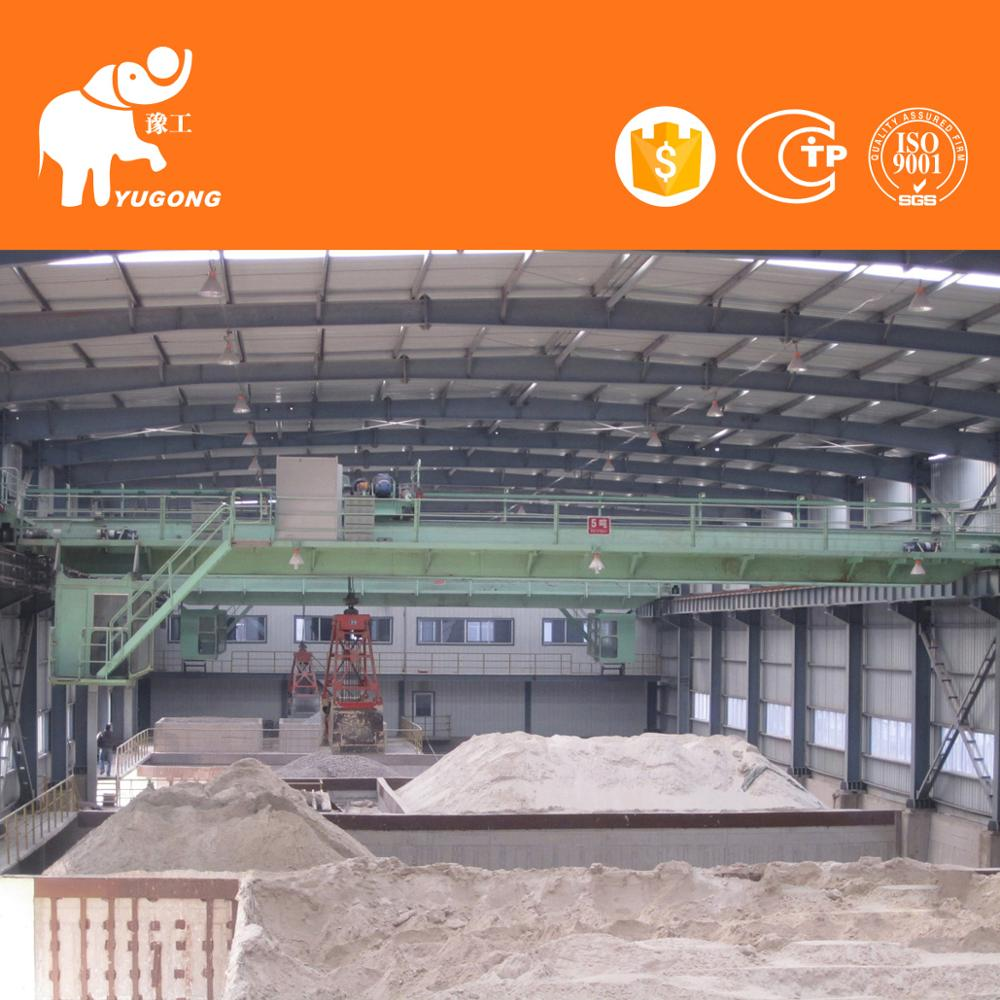 New Style Electric 25T Grab Overhead Crane Manufacturers