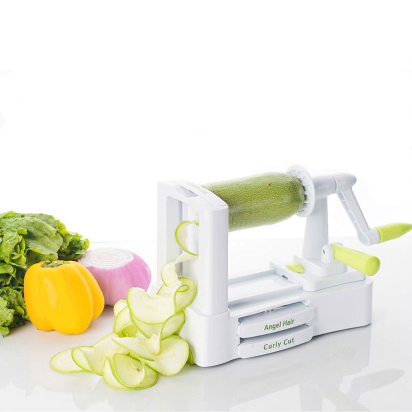 zucchini spiralizer <strong>spiral</strong> vegetable <strong>cutter</strong>