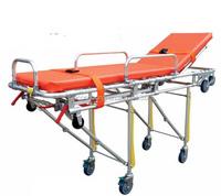 Buy BT-TA009 hospital medical Aluminum ambulance stretcher ...