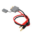 Newest B6 B6AC Balance Charger Adapter Charging Cable Transfer line For DJI Phantom 3 2 Lipo