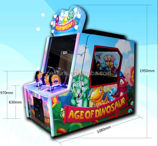Buy Dinosaur King Arcade Machine