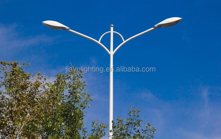 2M 2.5M 3M 3.5M Galvanized Garden Lighting Column, Garden Lighting Column  Price