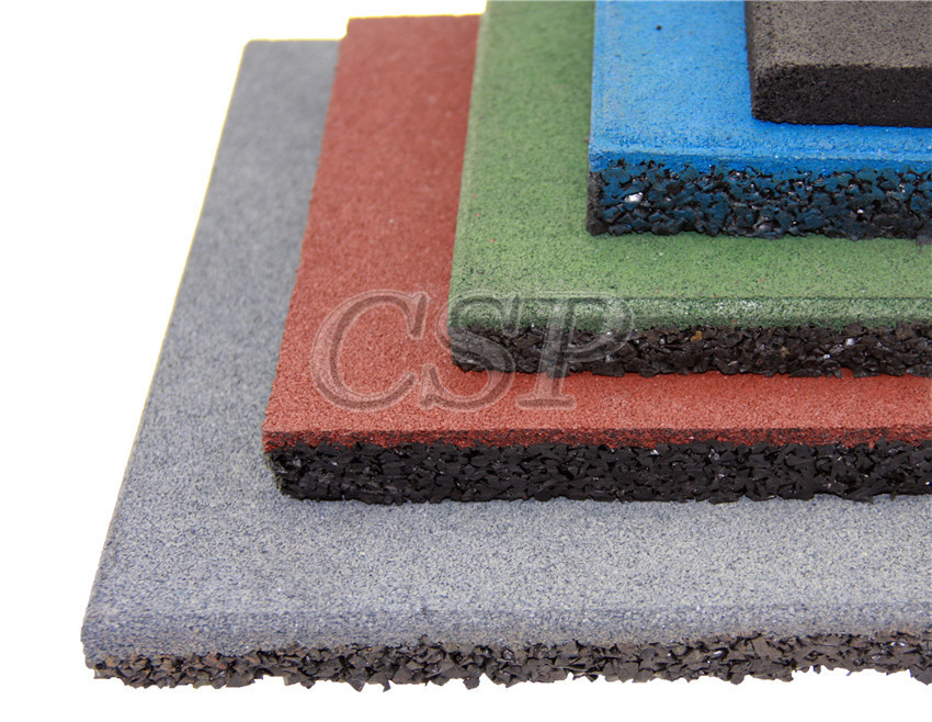 anti slip long service life safety outdoor rubber mat rubber floor