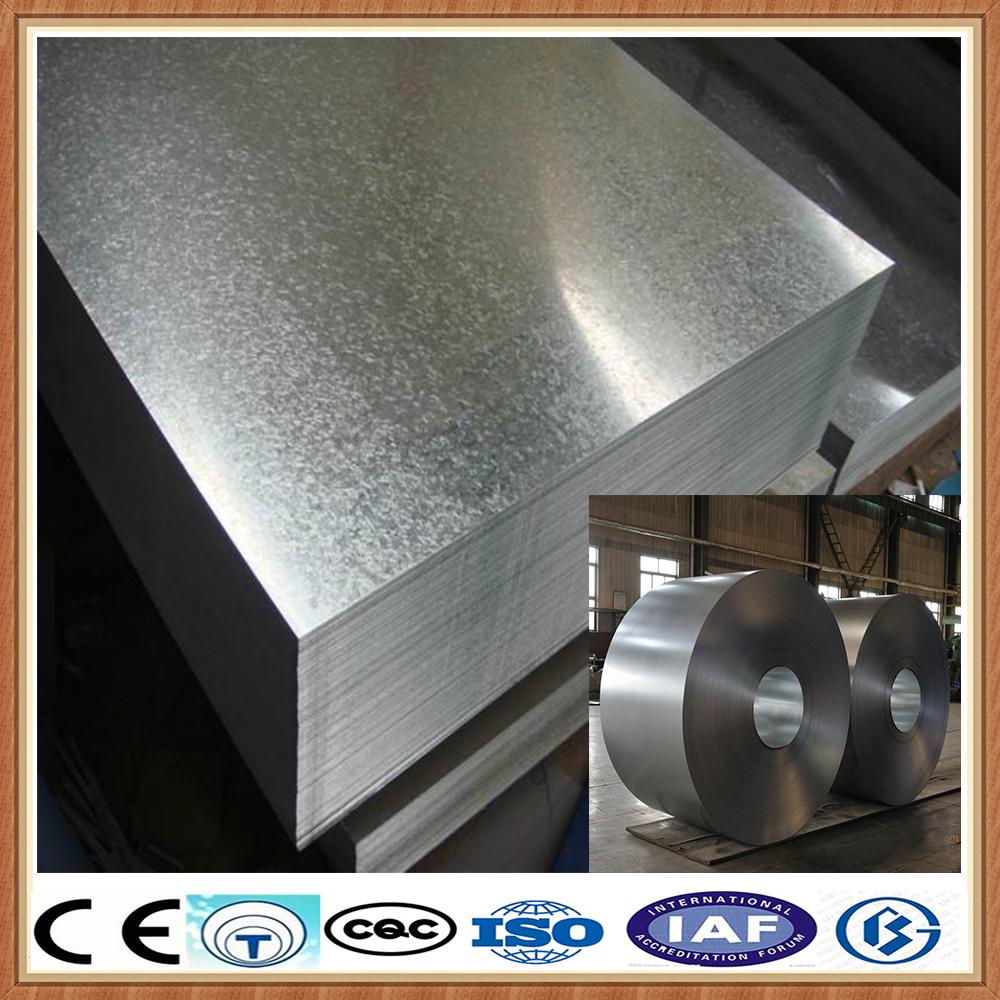 Alibaba China Supplier! Galvanized Steel Metal Iron Plate Steel ...