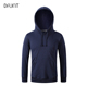 High quality sleeveless gym hoodie men,mens oversized hoodies sweatshirts,black pullover hoodie men plain blank hoodies custom