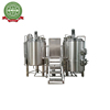 Manufacturing widely used draft 500L beer brewing brewery machine/plant /fermenter conical equipment
