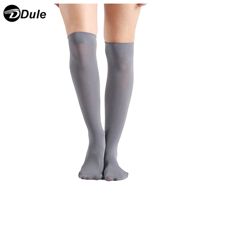 DL-I-1528 knee socks thin women trouser socks for women