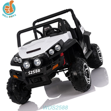 WDS2588 Newest Jeep Model Beautiful Baby Electric Car For Children With Suspension