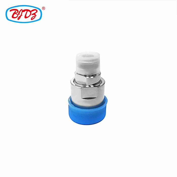RF coaxial 4.3-10 Mini DIN female to N female adaptor 4.3/10 mini DIN jack to N jack connector adaptor