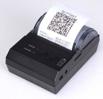 2019 Bimi 58MM Terminal POS Receipt Printer Machine/Retail shops bill printer/Thermal paper roll printer